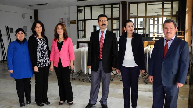 Cumhuriyet Anadolu Lisesi'nin göz dolduran günü