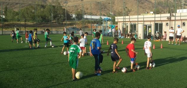 Kış Futbol Okulu açılıyor