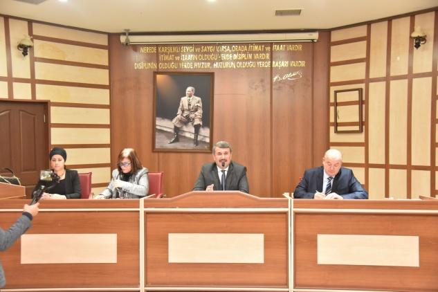 Belediye Meclisi'nden 'doğalgaz' kararı