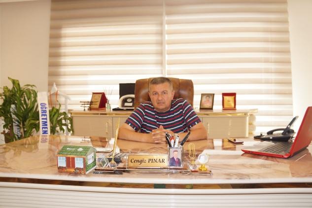 SMMM Cengiz Pınar yeni ofisine taşındı