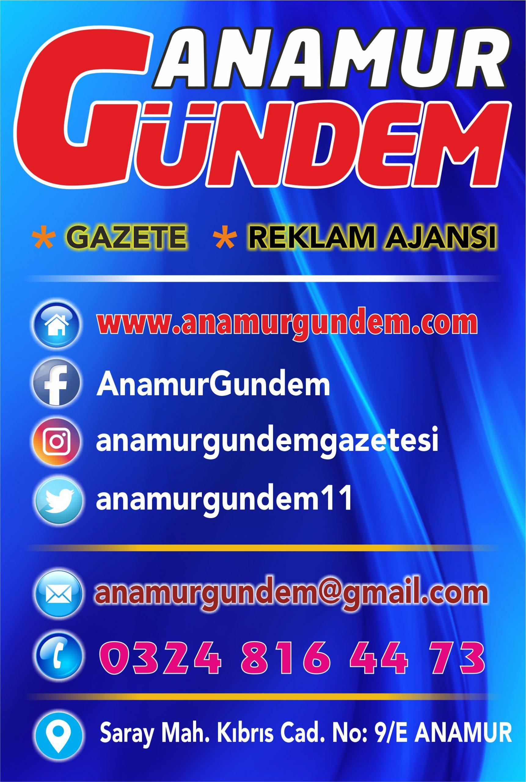 ANAMUR GÜNDEM