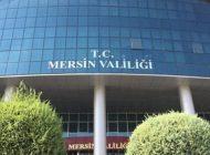 Mersin Valiliği'nden HDP'ye yasak