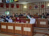 Belediye encümeni ve komisyonlar seçildi