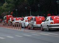 Asker uğurlama konvoyu yasaklandı