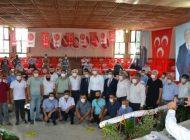 Bozyazı MHP İlçe Başkanı Kayfeci, güven tazeledi