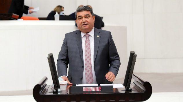 """Gökçel: """"Çiftçinin AKP'den 176 milyar lira alacağı var"""""""