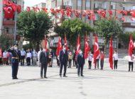 Anamur'da Cumhuriyet Bayramı töreni