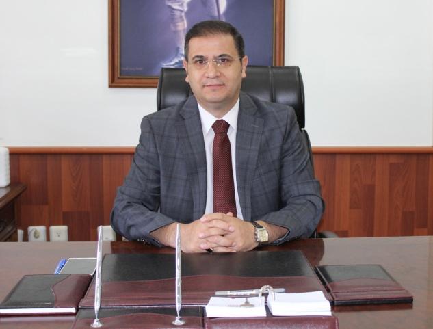 """Anamur Kaymakamı Mehmet Nuri BAŞARAN'dan """"10 Ocak Çalışan Gazeteciler Günü"""" Mesajı"""