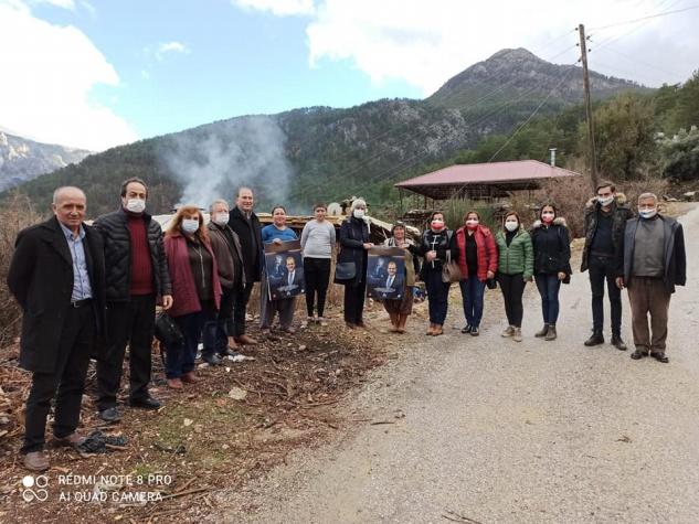 CHP'den vatandaşlara takvim