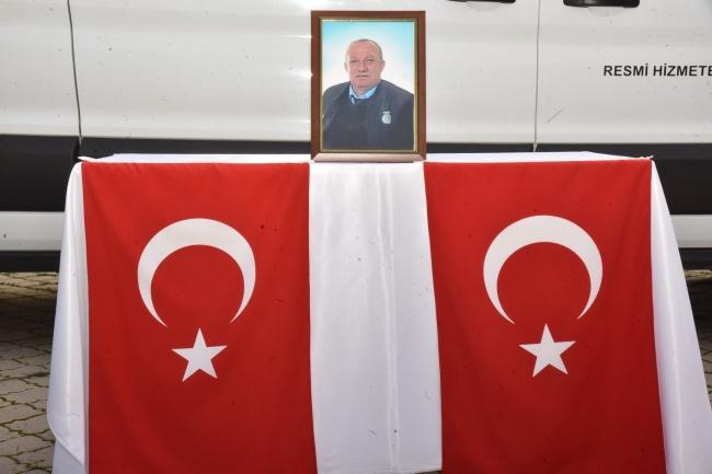 Sıtkı Türkay son yolculuğuna törenle uğurlandı