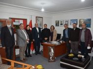 ADD Genel Başkan Adayı Yalçınkaya'dan Anlamlı ziyaret