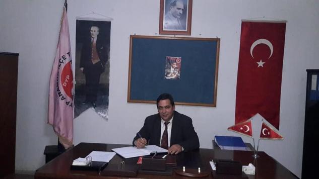 """DYP Başkanı Toğrul, """"Kahrolsun PKK"""""""