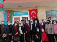 İYİ Parti'den Anamur ve Bozyazı'ya ziyaret
