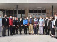 Kılınç 14 Mart Tıp Bayramını kutladı
