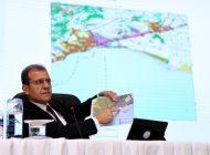 Büyükşehir Meclisi'nde liman genişletme çalışması görüşüldü