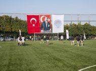Atatürk anısına futbol turnuvası