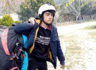 Genç  sporcumuz 'Ferhat'a Kanat Olur musunuz'   kampanya devam ediyor