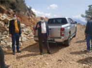 Başkan Çetinkaya Tekmen  ve Tekeli mahallelerini ziyaret etti