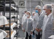 Güneş enerjisiyle kurutma tesisi açıldı