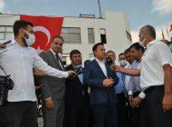 Babacan, Mersin'de Tarım Eylem Planı'nı açıkladı