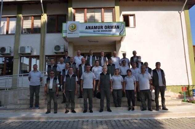 Anamur'da değerlendirme toplantısı