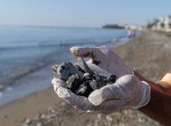 Petrol atıkları Erdemli'ye ulaştı