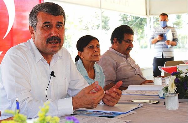 Kılınç'tan Büyükşehir Belediyesi'ne sert eleştiriler