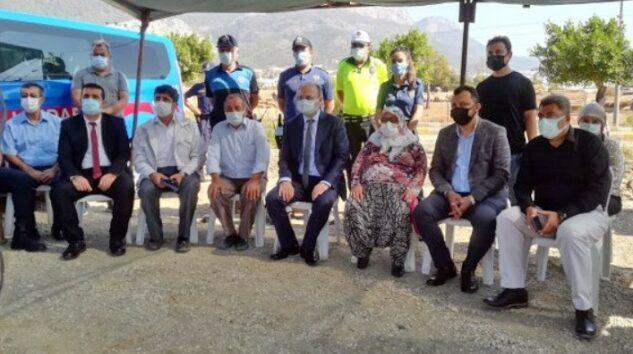 Şehit Polis Sedat Yabalak için mevlit okutuldu