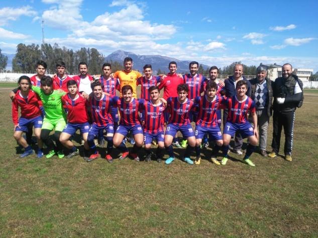 Anamur'da yeni futbol kulübü kuruldu