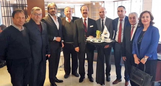 İstanbul'da Anamur'u tanıttılar