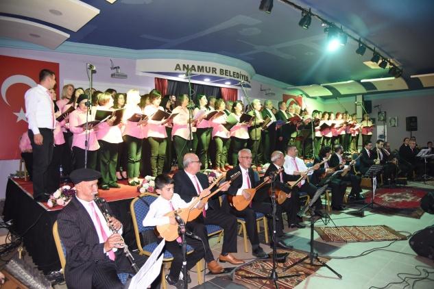 Belediye Korosu'ndan konser