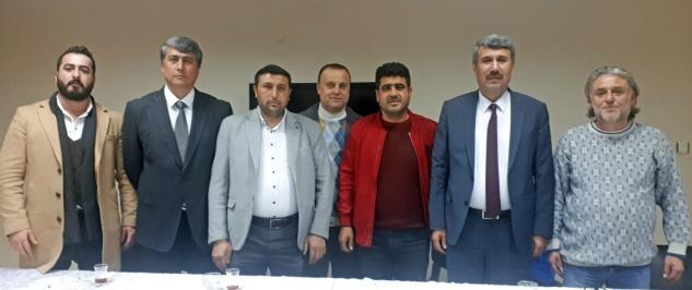 Muzspor Hidayet Kılınç'a transferleri tanıttı