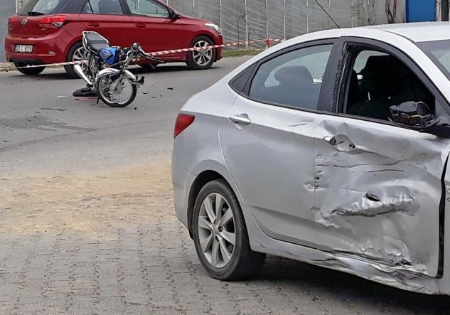Lise öğrencisi kazada yaşamını yitirdi