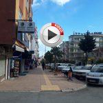 Anamur'da Coronavirüsü endişesi sokakları boşalttı Esnaf dertli