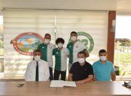 Anamur Belediyespor 4 Yeni Futbolcu aldı