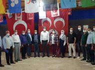 MHP'de Dilek Tuna'ya görev