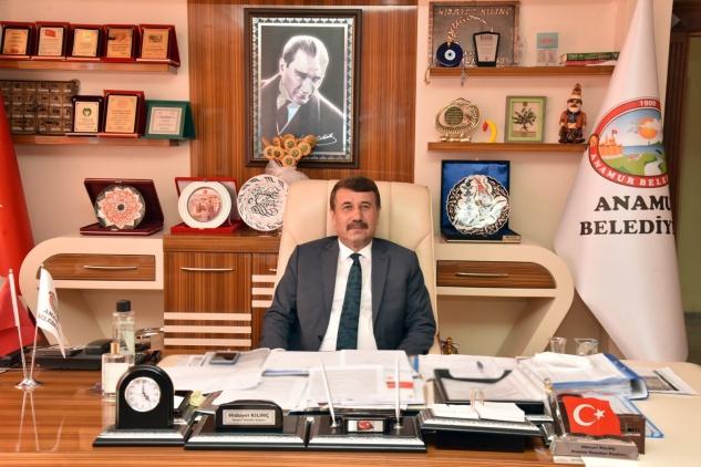 Başkan Kılınç, görevine döndü
