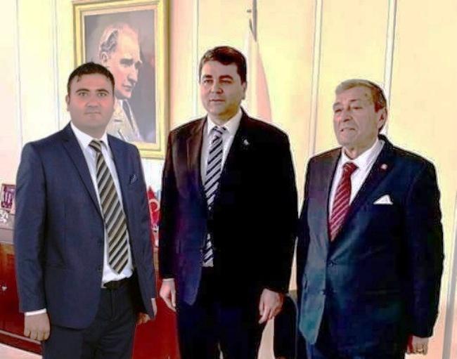 (DP)  MERSİNDE HASAN ŞIHMAN'I GÖREVE GETİRDİ