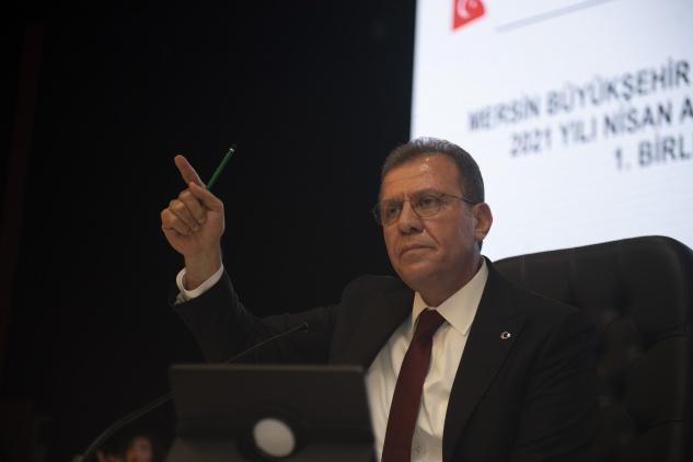 Seçer'den Kılınç'a 'katı atık bedeli' cevabı