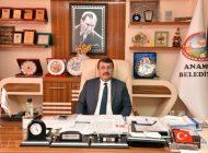 Başkan Kılınç, Ramazan Bayramını kutladı