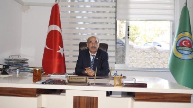 Ahmet  Şeref Gümüş'ten  3 Mayıs mesajı