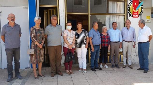 CHP'li Saydam'dan Anamur'a ziyaret