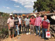 CHP'li yöneticiler, hayvancıları dinledi