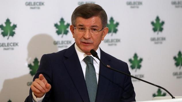 Davutoğlu, 19 Ekim'de Mersin'de