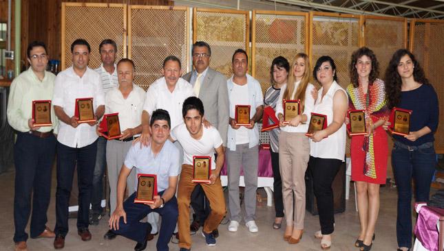 Hızır Anadolu Sağlık Meslek Lisesi öğretmen ve öğrencileri yemekte buluştu